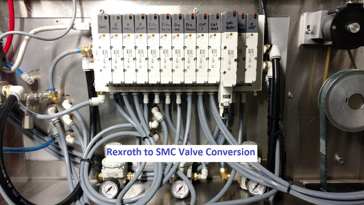 SMC Valve Conversion