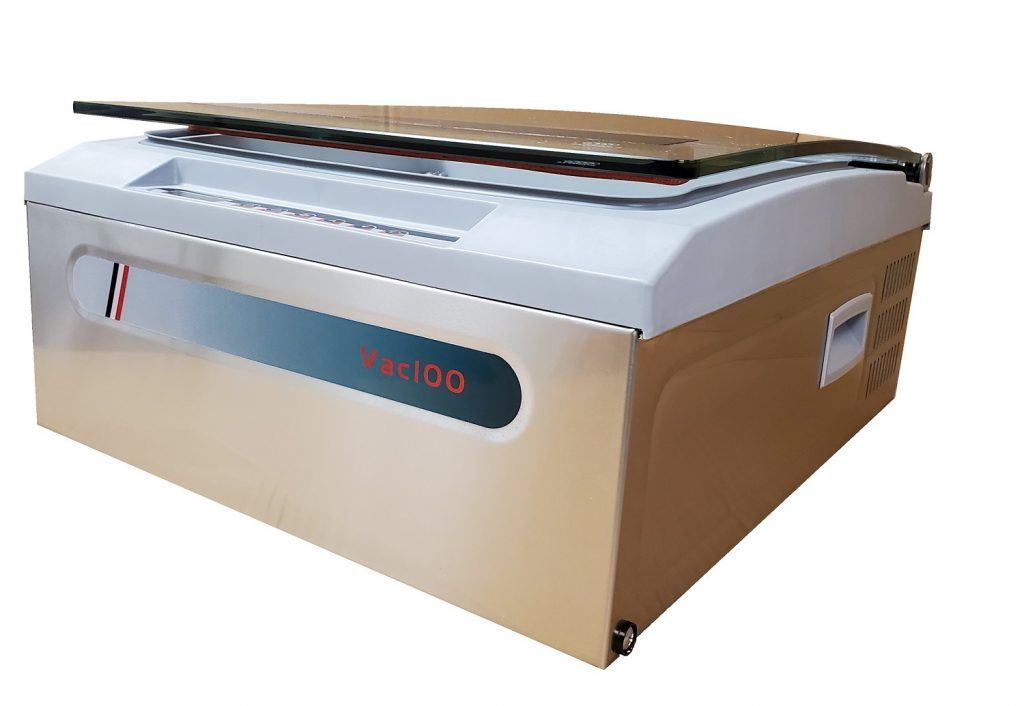 Vac100-Vacuum packaging machine