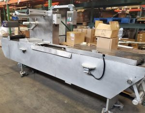 Used Rollstock I2S Packaging Machine